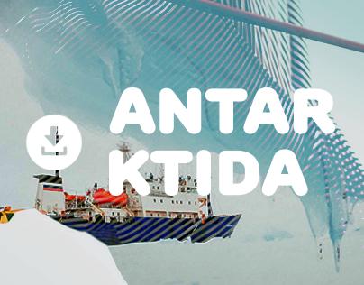 ANTARKTIDA - Free Psd Template