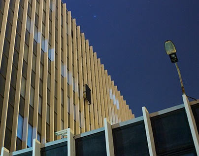 Night Photography, Fall 2014