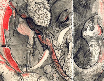 two sketches