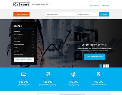 Cobrand - Portal do wyszkukiwania partnerów B2B