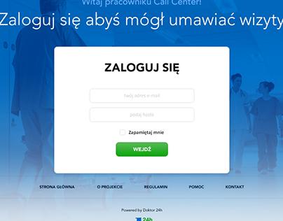 Portal do wyszukiwania usług lekarskich