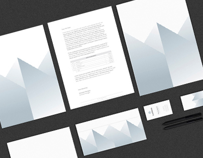 Clean Corporate Stationary Pack