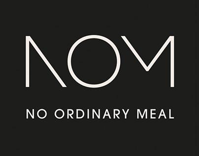 NOM Delivery - Website Ux/Ui Design