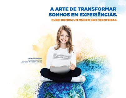 Pueri Domus - Advertising
