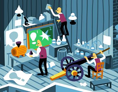 Illustration Roundup: November 2014