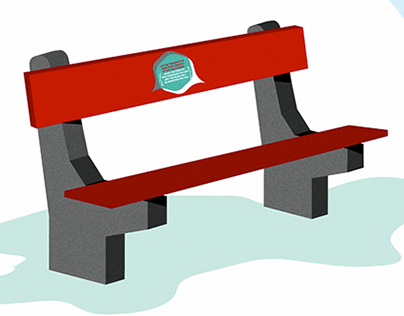 Benches of everlasting relationships