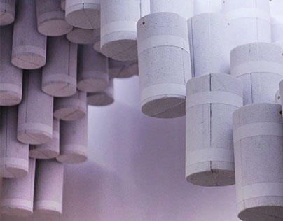"""""""La Nube"""" - Site-Specific Installation"""