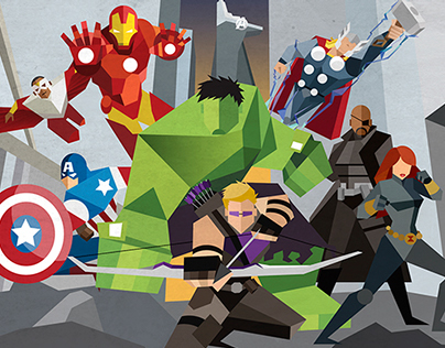 Marvel Geometric