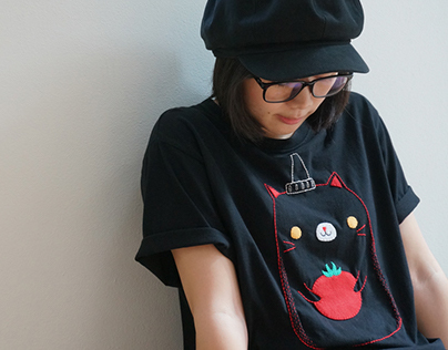 Tomato catchup t-shirt