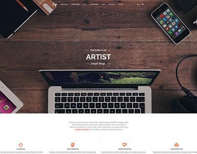 Zeyn Wordpress Theme by: detheme.com