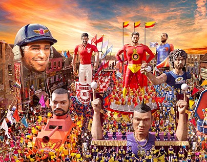 IPL 2016 x CD