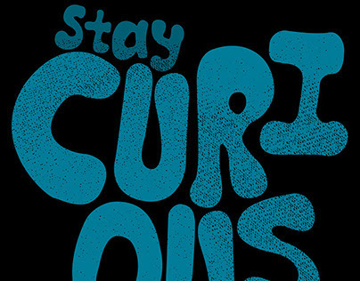 Stay Curious Tee