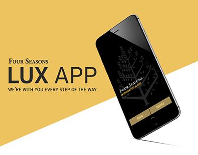 Four Seasons LUX App