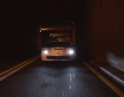 Corvette Stingray for CCC Manhattan