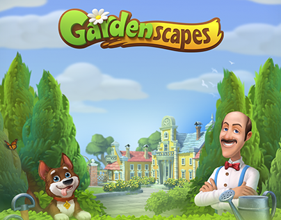 Gardenscapes project overview