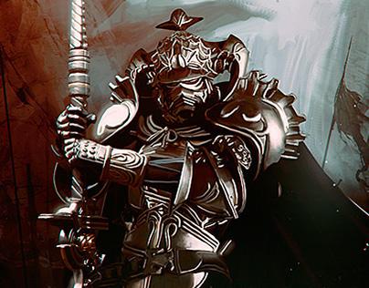 Gabranth - Final Fantasy XII Judge Magister
