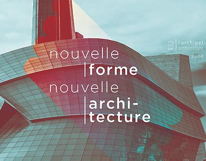 L'Archipel architecture