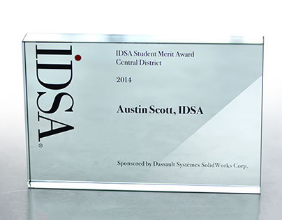 IDSA: 2014 Central District Student Merit winner