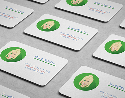 Business Card + Icon