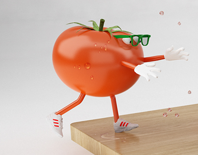 Tomato Character