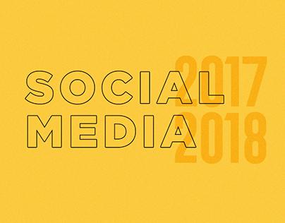 Social Media - 2017/2018