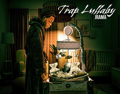 Album Cover Art   Trap Lullaby