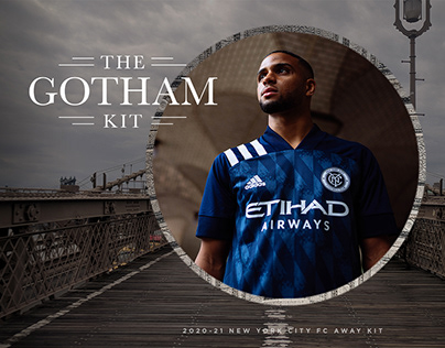 2020 NYCFC Kit Launch