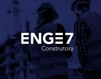 Identidade Visual | Enge7 construtora
