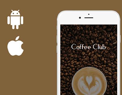 Coffee Ordering App Design