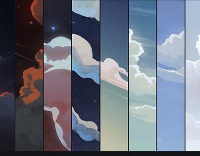 Clouds Create Dreams