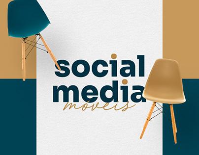 Social Media - Loja Móveis