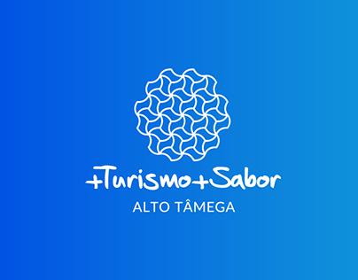 +Turismo+Sabor - logo design