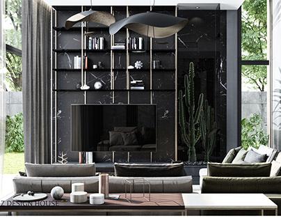 Modern Residential Villa