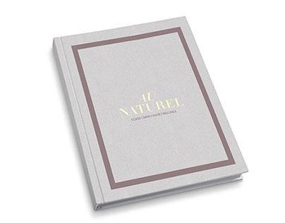 Au Naturel Recipe Book
