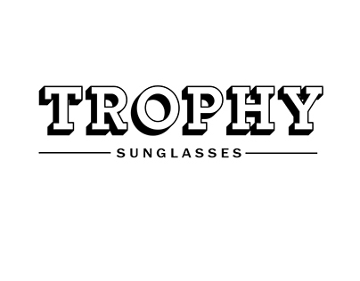 Trophy / Wooden Sunglasses