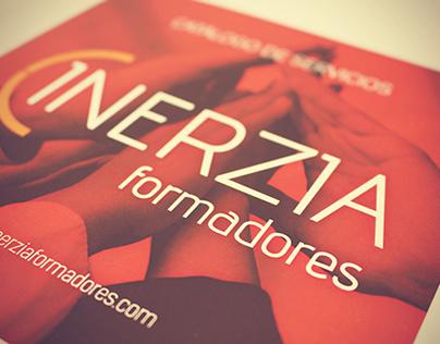 Catalogue INERZIA Trainers-Catálogo INERZIA Formadores