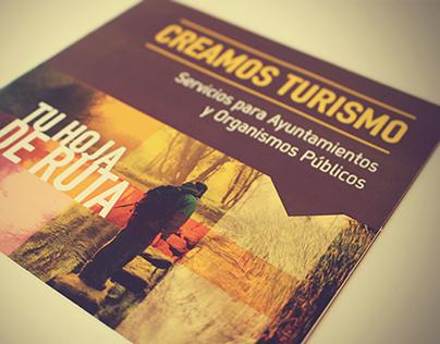 """Catalogue """"CREAMOS TURISMO"""" VOL. ONE"""