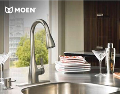Moen Twitter l Social Media Content & Performance