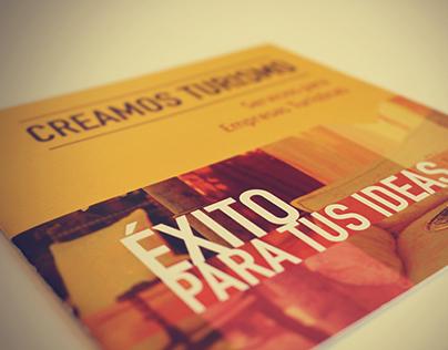 "Catalogue ""CREAMOS TURISMO"" VOL. TWO"
