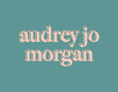 Audrey Jo Morgan | Branding