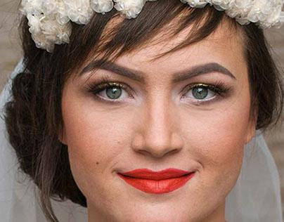 Bridal Makeup Nico