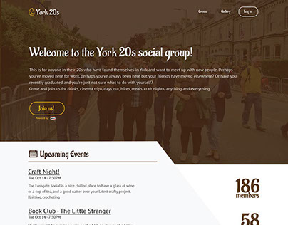 York 20s Social Group