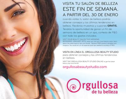 Latino Marketing - Orgullos de tu Belleza