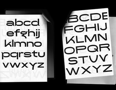 Hickman Typeface