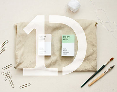 Branding: One Day Journal