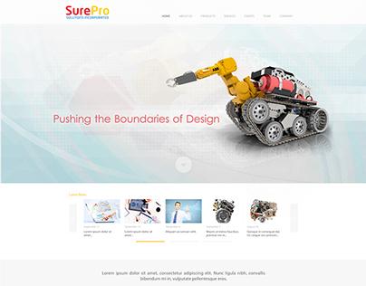 Surepro Solutions Inc.