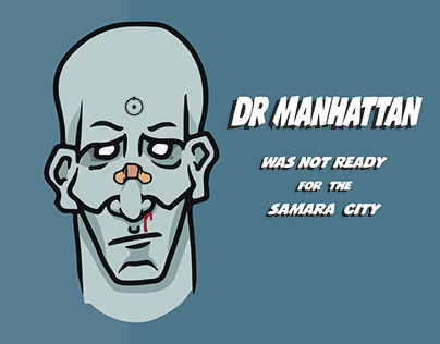 Dr.Manhattan