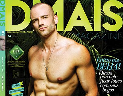 DMAIS #3 cover Douglas