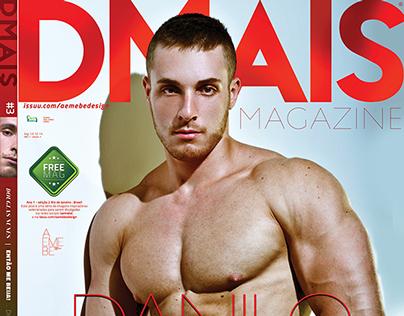 DMAIS #3 cover Danilo