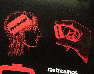 Colaboración en el fanzine Cabezas Cortadas, 2004